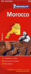 Africa, Morocco 742 (Maps/Country (Michelin)) - Michelin Travel & Lifestyle
