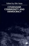 Citizenship, Community, And Democracy - Ellie Vasta