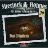 Sherlock Holmes 26: Das Diadem - Arthur Conan Doyle