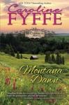 Montana Dawn (LARGE PRINT) (McCutcheon Family) (Volume 1) - Caroline Fyffe