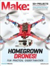 Make: Technology on Your Time Volume 37: Drones Take Off! - Mark Frauenfelder