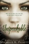 Unspeakable - Michelle K. Pickett