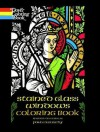 Stained Glass Windows Coloring Book - Paul Kennedy