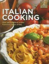 The Little Big Italian Cookbook: The Bite Size Cook Book That Comes Stuffed with Ideas - Carla Bardi