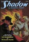 """The Black Falcon"" & ""The Salamanders"" (The Shadow Volume 5) - Walter B. Gibson, Maxwell Grant"