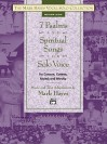 The Mark Hayes Vocal Solo Collection -- 7 Psalms and Spiritual Songs for Solo Voice: Medium High Voice (The Mark Hayes Vocal Solo Series) - Mark Hayes