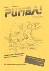 Pumba! separata do Fénix Fanzine nº 2 versão Ashcan - Álvaro de Sousa Holstein, Marcelina Gama Leandro, Barion, João Pedro