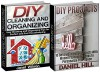 DIY Projects Box Set: Cleaning and Organizing Tips for Perfect Housekeeping and 10 Great Wood Papllet Projects to Personalize Your Space (DIY Projects Box Set, DIY Projects, DIY Household Hacks) - Janet Wilson, Daniel Hill