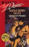 Moonlight Promise (Silhouette Desire, #707) - Noelle Berry McCue