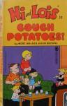 Hi and Lois in Couch Potatoes! - Mort Walker, Dik Browne
