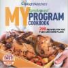 Weight Watchers: My Turnaround Program Cookbook - Weight Watchers