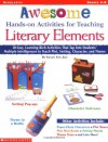 Awesome Hands-On Activities for Teaching Literary Elements - Susan Van Zile