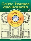 Celtic Frames and Borders CD-ROM and Book - Dover Publications Inc.