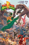 Mighty Morphin Power Rangers #1 - Kyle Higgins, Hendry Prasetya