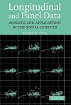 Longitudinal and Panel Data: Analysis and Applications in the Social Sciences - Edward W. Frees