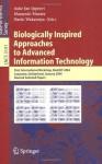 Biologically Inspired Approaches to Advanced Information Technology: First International Workshop, BioADIT 2004, Lausanne, Switzerland, January 29-30, ... Papers (Lecture Notes in Computer Science) - Auke Jan Ijspeert, Masayuki Murata, Naoki Wakamiya