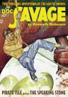 Doc Savage Vol. 59: Pirate Isle & The Speaking Stone - Kenneth Robeson, Lester Dent, Will Murray, Laurence Donovan