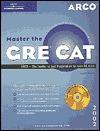 Master the GRE Cat, 2002/E W/CD-ROM [With CDROM] - Thomas H. Martinson