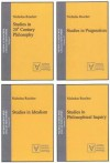 Collected Papers, Four Volume Set: Volumes 1 Through 4 - Nicholas Rescher