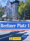 Berliner Platz Bd 1: Berliner Platz 1. Lehr- und Arbeitsbuch und CD. Deutsch im Alltag für Erwachsene (Lernmaterialien) - Christiane Lemcke, Lutz Rohrmann, Theo Scherling