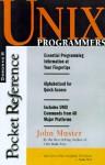 Unix/Linux Programmer's Reference (Osborne Pocket Reference) - John Muster