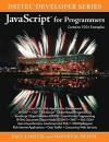 JavaScript for Programmers - Paul J. Deitel, Harvey M. Deitel