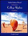Interactive Skillbuilder CD-ROM for Kaufmann/Schwitters' Algebra for College Students, 8th - Jerome E. Kaufmann, Karen L. Schwitters