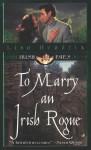 To Marry an Irish Rogue - Lisa Hendrix