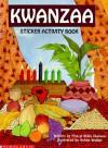 The Kwanzaa Sticker Activity Book - Cheryl Willis Hudson, Sylvia Walker