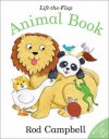 Lift-the-flap Animal Book - Rod Campbell