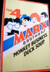 The Four Marx Brothers in Monkey Business and Duck Soup - S. J. Perelman