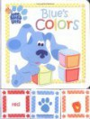 Blue's Colors : A Book and Blocks Play Set - Sonali Fry