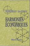 Harmonies économiques (French Edition) - Frédéric Bastiat