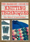 """Harmony"" Guide To Knitting Techniques - Harmony Guides"