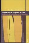 Kritiek van de despotische rede - Achilles Cools, Koen Boey