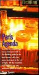 Fielding's Paris Agenda - Nan Lyons, Ivan Lyons
