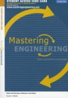 Masteringengineering -- Standalone Access Card -- For Statics and Mechanics of Materials - Russell C. Hibbeler