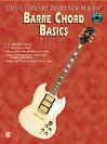 Songxpress Barre Chord Basics: Book & CD [With CD] - Aaron Stang