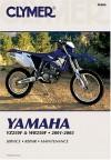 Clymer Yamaha Yz250f & Wr250f 2001-2003 - Clymer Publications