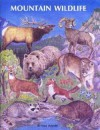 Mountain Wildlife Coloring Book - Marj Dunmire