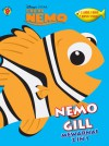 Mewarnai Finding Nemo 2 in 1 + Stiker : Nemo Gill (Mewarnai Finding Nemo 2 in 1 + Stiker) - Walt Disney Company
