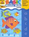 Basic Phonics Skills: Level A: Grades PreK-K - Evan-Moor Educational Publishing, Jo Ellen Moore