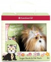 Sugar Book & Pet Package [With Plush Yorkie] - Carrie Anton