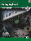 Alfred's Music Tech Series Playing Keyboard Book 1 (Book & CD) (Alfred's Musictech Series) - Tom Rudolph, John Whitmore, Stefani Langol, Floyd Richmond