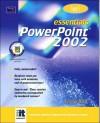 Essentials: PowerPoint 2002 Level 1 - Linda Bird