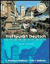 Treffpunkt Deutsch: Grundstufe - Fritz T. Widmaier, Rosemarie E. Widmaier
