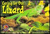 Caring for Our Lizard - Michael Jarrett
