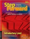 Step Forward Introductory Level Student Book and Workbook Introductory Pack: Language for Everday Life - Jenni Currie Santamaria, Jayme Adelson-Goldstein