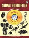 Animal Silhouettes CD-ROM and Book - Ellen Sandbeck