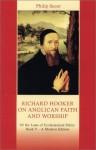 Richard Hooker on Anglican Faith and Worship - Philip B. Secor